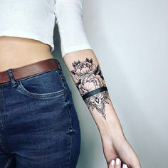 41 Beautiful Peony Tattoo Ideas for Women - We love peony tattoos and think you will too, so we put 41 beautiful tattoo designs together. Pretty Tattoos, Sexy Tattoos, Beautiful Tattoos, Body Art Tattoos, Hand Tattoos, Tatoos, Skull Tattoos, Arm Band Tattoo For Women, Sleeve Tattoos For Women