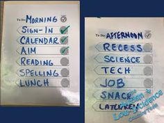 The Autism & Low-Incidence Coaching Team: Super Star Schedules: Top 3 Tips for Creating Written Schedule for Older Students Visual Schedules, Super Star, Spelling, Autism, Coaching, Calendar, Students, Dots, Reading