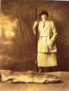 ladies salmon fishing tay - Google Search