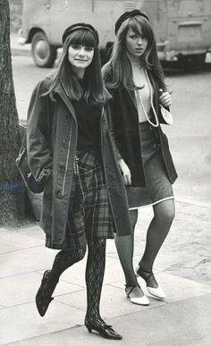 style feel  -  polished retro university