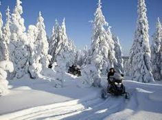 Snowmobile safaris in Rovaniemi and Ylläs - Finnish Lapland. Join us on one of our snowmobile excursions in Lapland. Reindeer And Sleigh, Arctic Circle, Tour Operator, The Good Place, Skiing, Safari, Nature, Tours, Activities