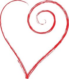 Free Black heart in a pretty, scroll design on Valentine Clipart Jj Tattoos, Trible Tattoos, Tatoos, Heart Tattoos, Doodles, Scroll Design, Get A Tattoo, Wrist Tattoo, Clipart Images