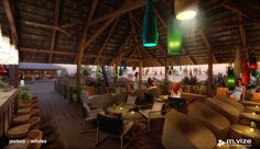Main Bar Peponi with African decoration and stunning view to sunset Stunning View, Maine, Bar, Places, African, Sunset, Decoration, Home Decor, Sunsets