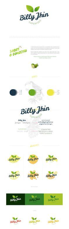 Billy Jhin - Branding on Behance