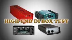 [DE] DI-Box Test - BSS-AR133 - RNDI - REDDI - Tonecraft 363