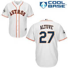 huge discount f13c8 5dfc1 27 Best Houston Astros Jersey images in 2017   Mlb, Houston ...