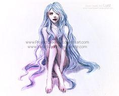 Commission: Seven Deadly Sins: Lust by ProjectGreenCat.deviantart.com on @deviantART