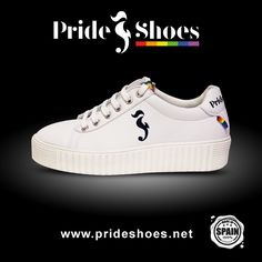 Vera Pride Shoes. Made in Spain