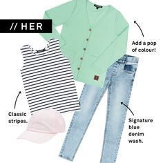 Kids Clothing Online by Beau Hudson Beau Hudson, Kids Fashion, Fashion Design, Blue Denim, Color Pop, Casual Outfits, Stripes, Street Style, Inspiration