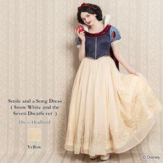 dball Snow Dress, Snow White, Female, Disney Princess, Yellow, Disney Characters, Sexy, Honey, Dresses