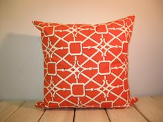 Network by Waverly 20x20 pillow cover by dewhickey on Etsy, $35.00