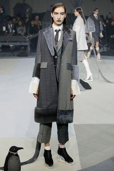 2017-18秋冬プレタポルテ - トム ブラウン(THOM BROWNE) ランウェイ|コレクション(ファッションショー)|VOGUE JAPAN