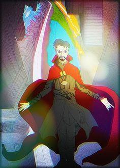 TotalArt: Doutor estranho