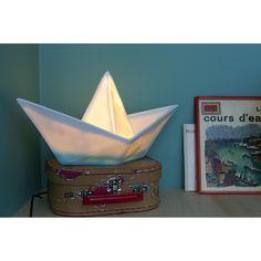 Lampe veilleuse Bateau bleu - Goodnight Light