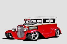 Custom Hot Wheels, Car Decal, Hot Rods, Antique Cars, Classic Cars, Trucks, Letters, Drawing, Vehicles
