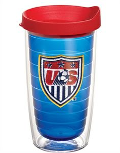 Cheer for the USA soccer team at the World Cup with Tervis Tumbler!