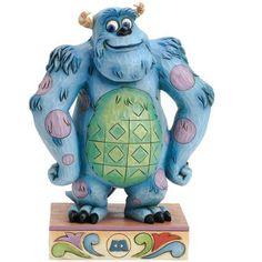 Jim Shore Disney figur gentle giantmonsters inc.