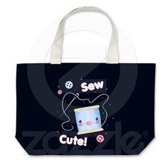 Nähen Sie niedliche Tasche von Zazzle.de