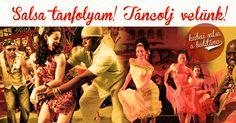 Teljesen új kezdő kubai salsa tanfolyam helyszín: 1051.Bp. Arany J. u.10. /Aranytiz/