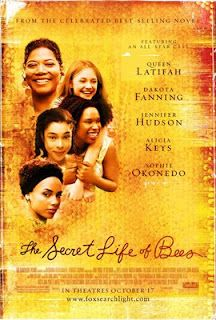 The Secret Life of Bees:  http://essexoutletcinemas.blogspot.com/search/label/Secret%20Life%20of%20Bees%20%28The%29