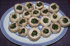 "Geschmorte Champignons auf dem Verycook Plancha-Grill vom Blog ""Bienvenue chez Tatagateau"""