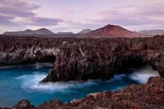 Lava Coast by andywon, via Flickr