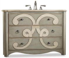 Designer Chamberlain Sink Chest