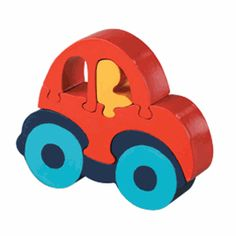 Car Jigsaw-Traditional Wooden Toys