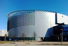 Part of the shopping center Itäkeskus, Helsinki. - rai-rai