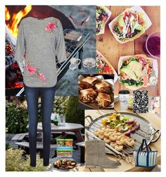 """""""Preparing For The Easter Picnic(Happy Easter)😋⛺️"""" by oksana-kolesnyk ❤ liked on Polyvore featuring Urban Outfitters, DutchCrafters, Boohoo, Dorothy Perkins, Crate and Barrel, TOMS, Olivia Burton, Casetify, NOVICA and Monica Vinader"""