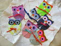 Very Verdant: Owl Birthday Party Invitations