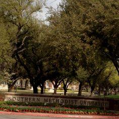 Southern Methodist University, Dallas, Texas!!!!