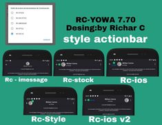Download RC-YOWA 7.70 APK Atualizado (CORREÇÃO) Whatsapp Apk, Ios, Download, Shopping