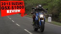 #2015 #Suzuki GSX-S1000 | #Review | #PowerDrift  A beast, that is what it is! Suzuki GSX-S1000 brings to the enthusiasts not just raw naked power but also the gush of pumping adrenaline.  Our Sergeant swings a leg over & lives to tell the tale!