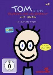 TOM und das Erdbeermarmeladebrot mit Honig DVD Nr. 2 | TOM macht sich auf die Suche nach einem Erdbeermarmeladebrot mit Honig. In jeder Episode trifft er neue Freunde und erlebt so jedesmal ein aufregendes Abenteuer.  | Erhältlich bei www.kultstuecke.com