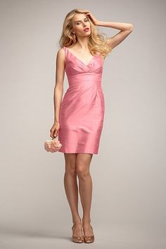 Watters Maids Dress Lilac Style 3473 | Watters.com