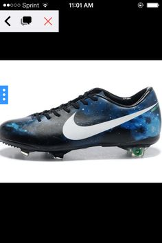 Galaxy mercurial soccer cleats>>Love These