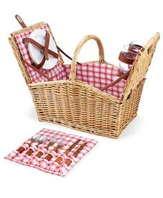 Picnic Time Picnic Basket, Piccadilly