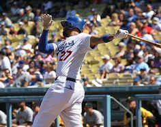 Dodgers baseball.