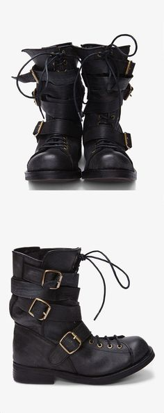 Black Fall Man Boots from Jeffrey Campbell. --this!!!