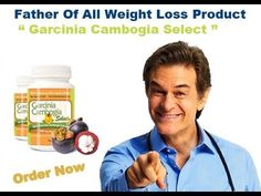 Dr.Oz Buying Guide for Garcinia Cambogia (HCA) for Weight Loss