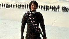 "Kyle MacLachlan como Paul ""Muad'dib"" Atreides, en ""Dune"" (1984) de David Lynch."