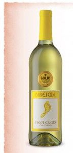 Barefoot Pinot Grigio is the jelly to my peanut butter.