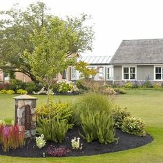 Images About Garden Island Bed On Pinterest Shade - designing flower gardens a long island