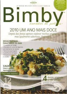 Revista bimby 12 Nutribullet, Cooking Time, Cooking Recipes, Make It Simple, Crockpot, Slow Cooker, Nom Nom, Side Dishes, Bacon
