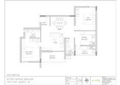 Mythreyi Naimisha Floor Plan  www.bangalore5.com