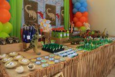 festa dinossauro infantil - Pesquisa Google