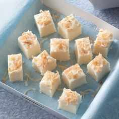 If coconut is one of your favorite flavors, this is the fudge for you.
