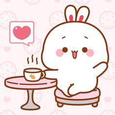 Hello Kitty, Bunny, Fictional Characters, Friends, Cute, Amigos, Cute Bunny, Kawaii, Rabbit