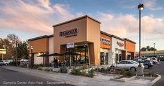 retail center architecture - Google Search